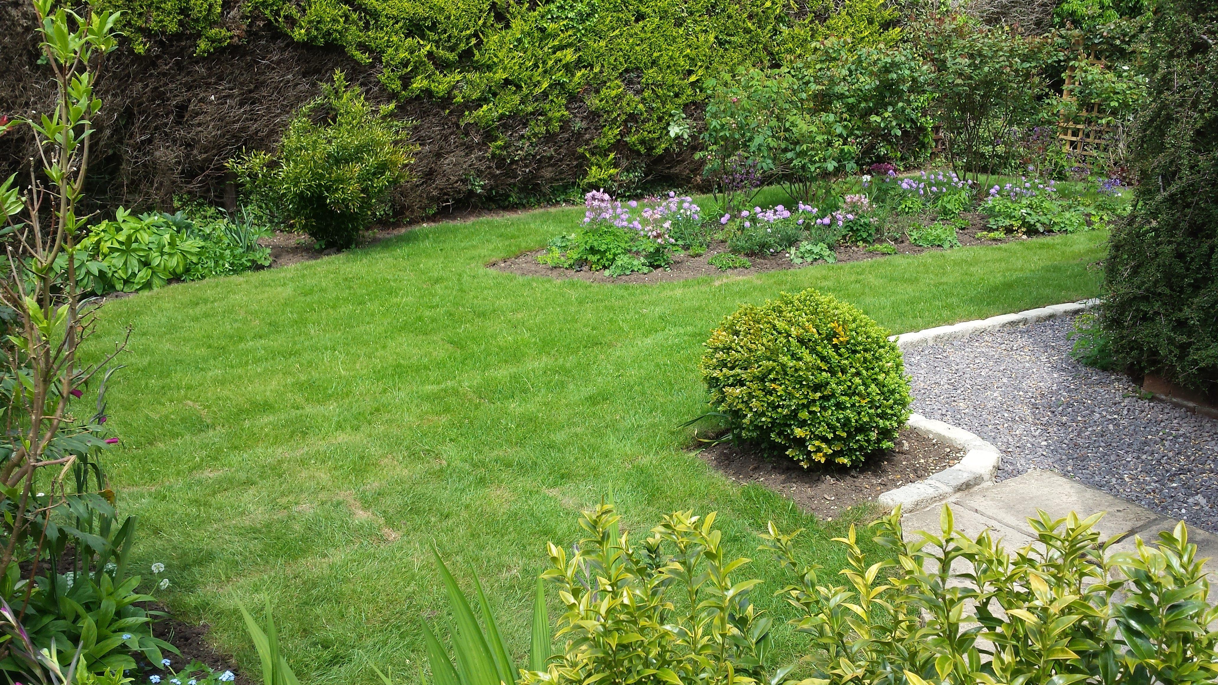 Cottage garden, Tisbury, Wiltshire